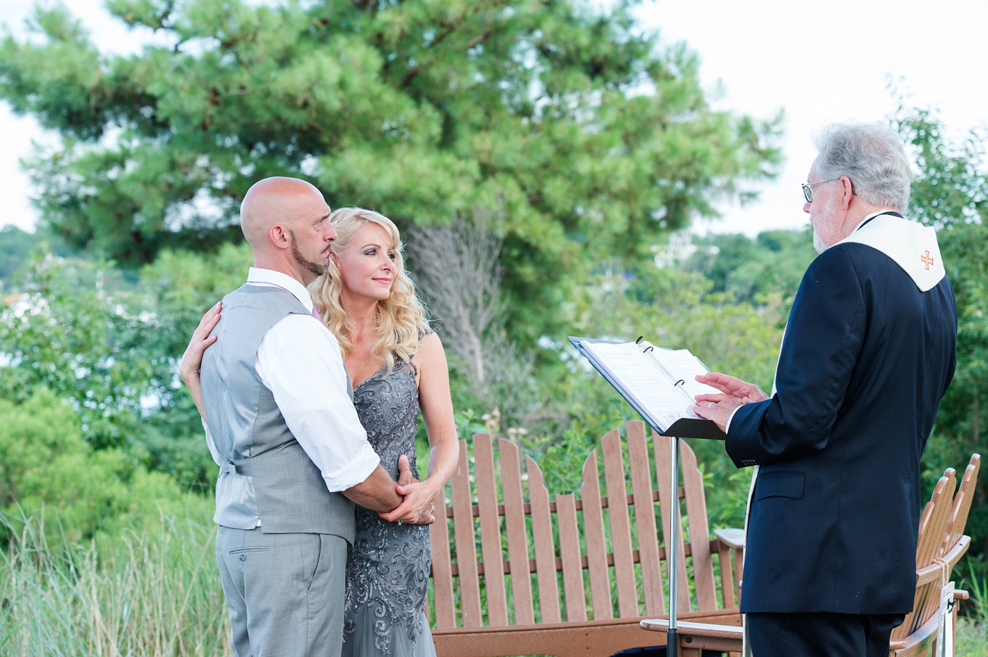 Private Wedding Ceremony Eastern Shore of Maryland
